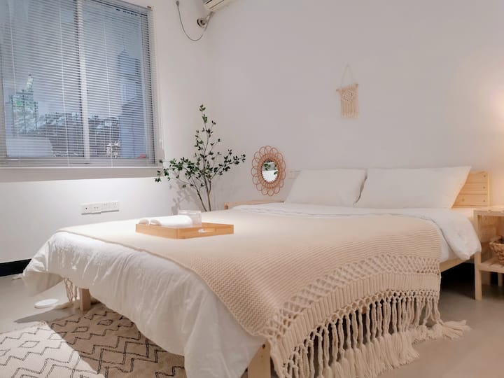 朴房「夏目ROM3」合租de简单生活|三坊七巷日式|城中心|可做饭|宝龙万象万科|社区干净