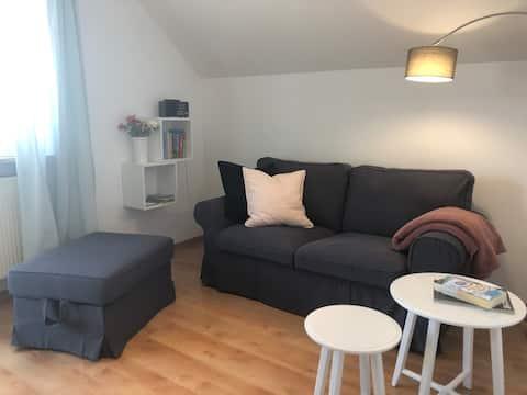 Gemütliche, neu renovierte Wohnung in ruhiger Lage
