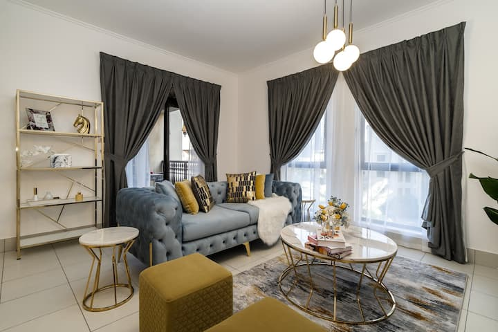 Durrani Homes-Old Town Lux 1Bed Besides Dubai Mall