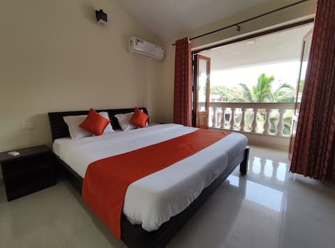 1BHK Apartment with kitchen in Goa