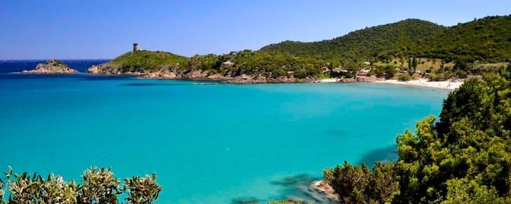 Magnifique villa vue mer, spa et fitness 6 pers