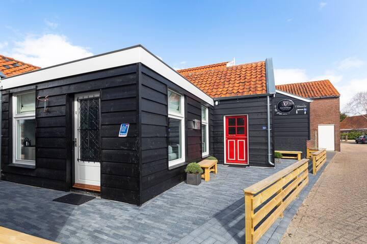Gezellige studio in het prachtige Ouddorp aan Zee