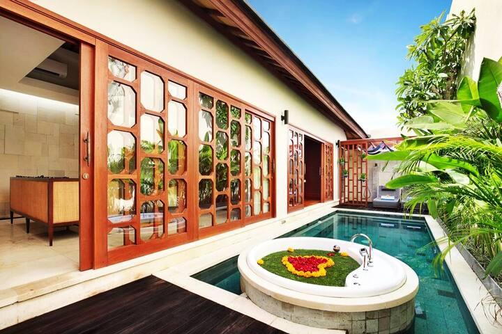 Promo Ubud  !!! A Honeymoon vibes in Ubud