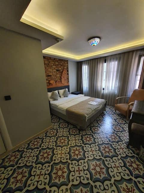 New designed clean room close to Taksim square