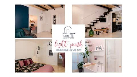 Light Pink - Suite in the middle of everything