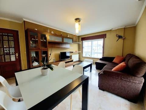 Cozy apartment in Camiño Inglés - Sigüeiro,
