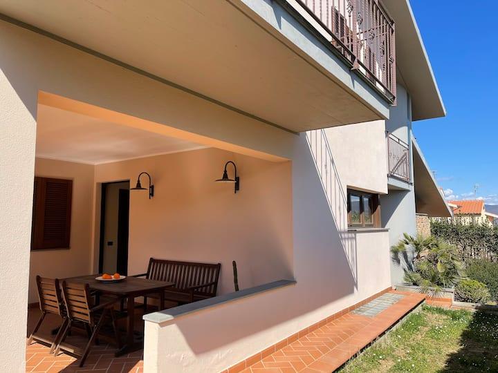 Ganze Villa mit Garten Terasse Massa Marittima