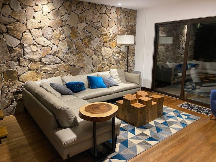 Sofisticada Residencia con vistas a Cuenca