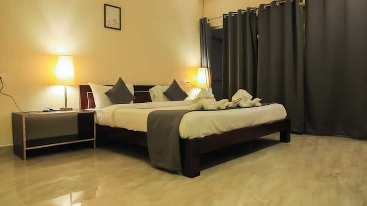 Silver Waves Hotels And Resorts Deluxe Sea View