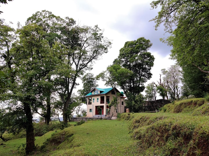 _Kailaso_ A Hill Top House in Rakkar, Dharamshala
