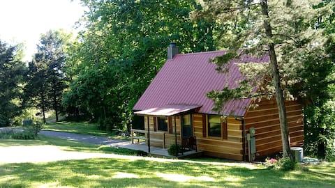 Tender Rock Cabin