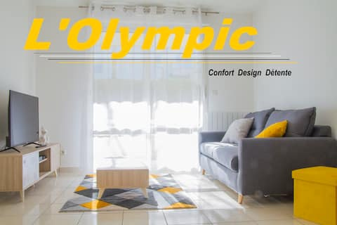 L'Olympic : Ressourcez-vous à Besançon !