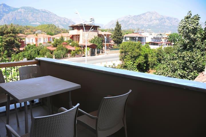 Новые апартаменты в Кемере с видом на горы D6