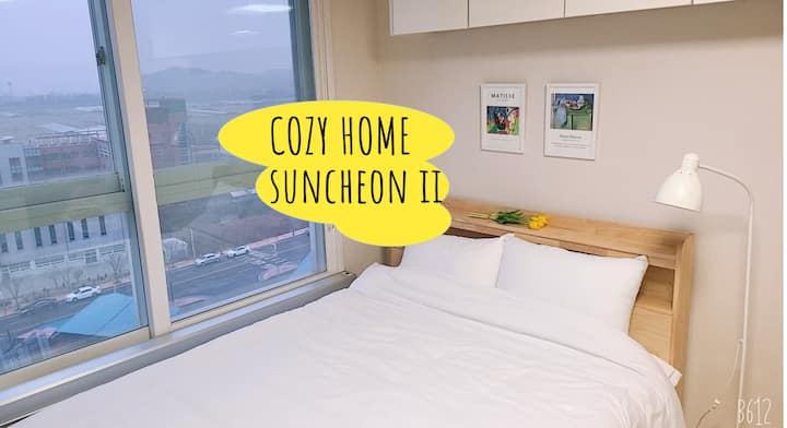 NEW 순천 -COZY HOME II