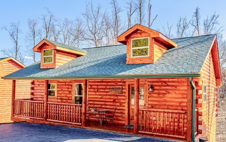 New Construction Cabin near Smoky Mountains