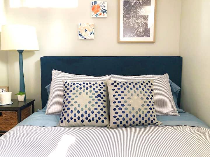 Cozy Bedroom for Your Denver Area Getaway