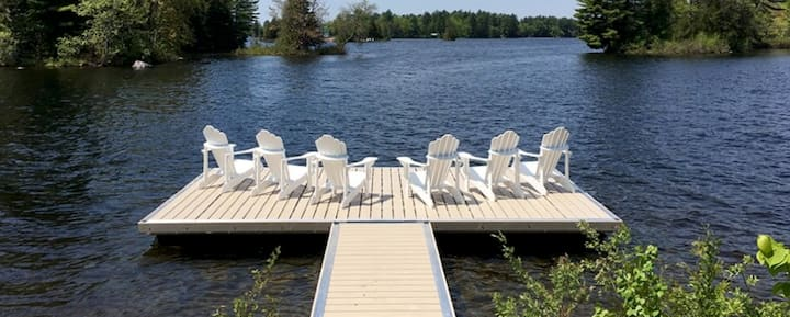Cottage Dream Vacation, White Lake, Kawarthas