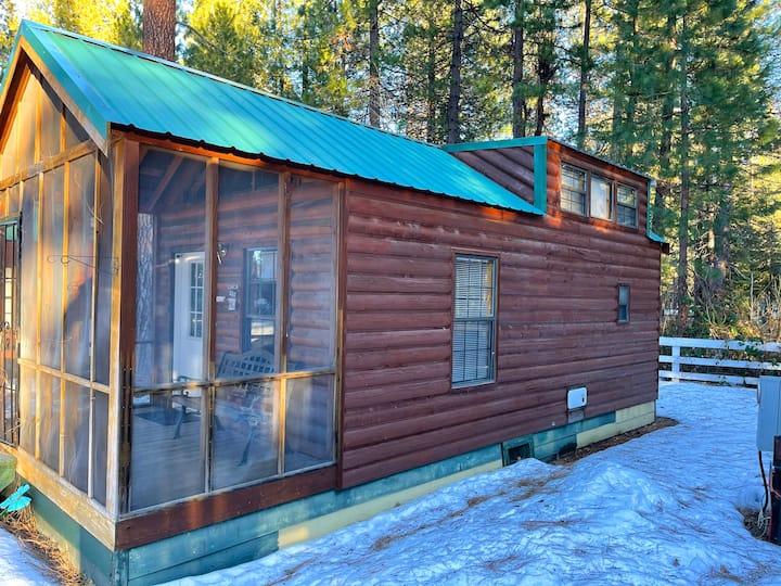 #103 Mount Shasta Cabin - 6 miles to ski lifts