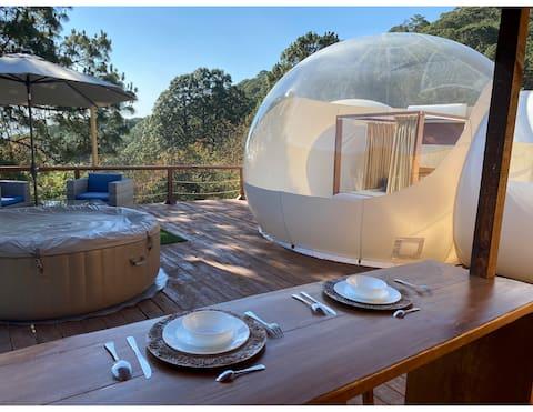 Bubble Suite 1 La Estela Mazamitla