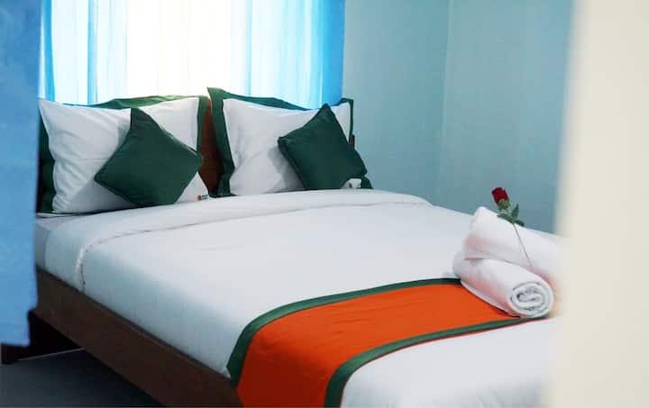 Rumah 3 Kamar Full AC dekat Tugu Jogja & UGM