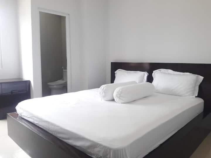 Cozy Room near Palembang IconMall@Azalia Residence
