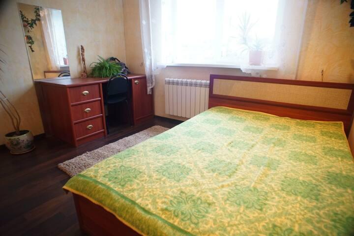 Чистая, красивая комната для отдыха