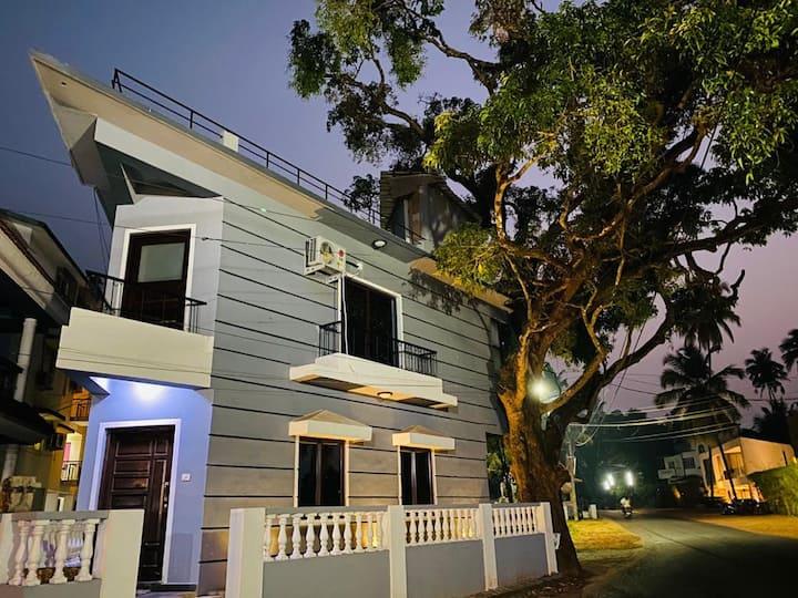 1 BHK Premium Villa with Pool & Private Terrace