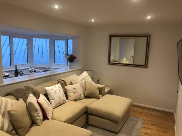 Spacious, luxury apartment in the heart of Croyde