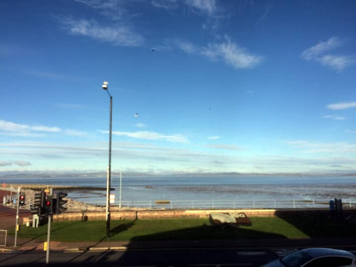 Self contained 3 bedroom apartment in Morecambe