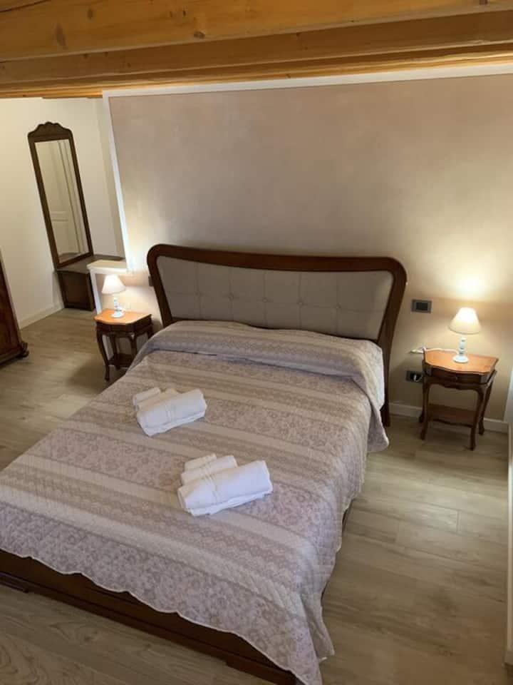 Villa Vaccari - Matrimonia Deluxe2 con piscina