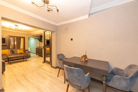2 Bedrooms aparment with private entrance Taksim