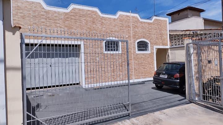Casa Temporada Castelinho Campinas  ( MOBILHADA )