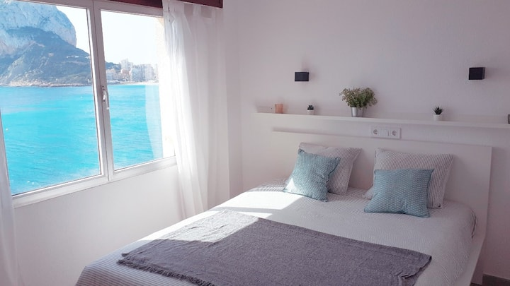 Renovated Apartment by the sea with panoramic view