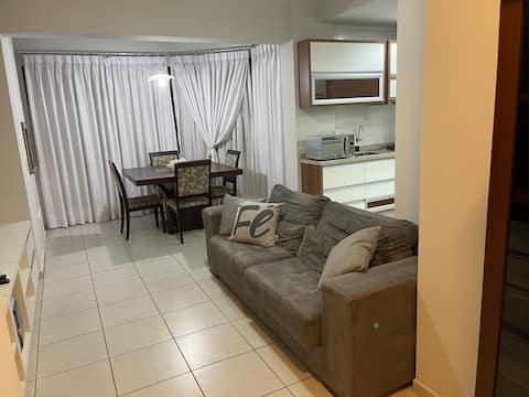 Apartamento inteiro no Centro