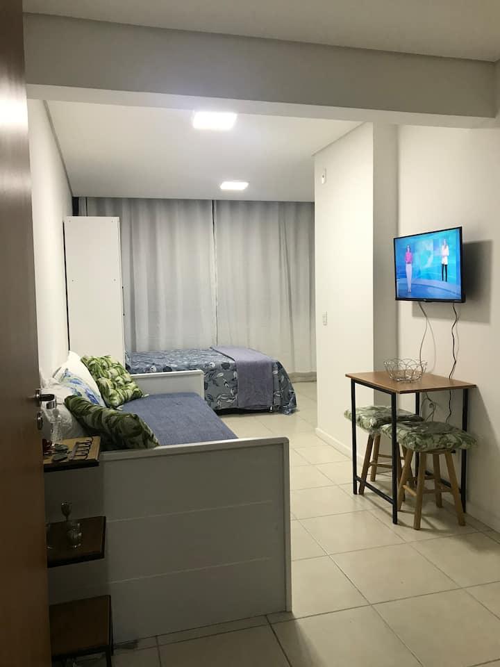 Apartamento aconchegante e confortável
