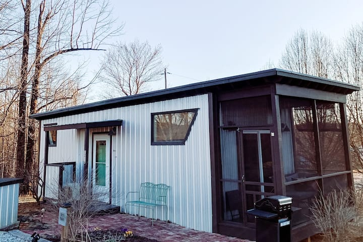 Bitty Tiny Home: Base Camp for Your Next Adventure