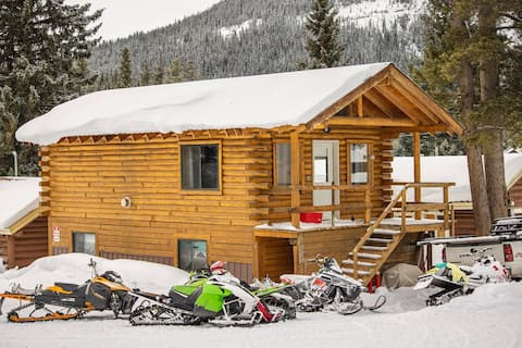 Cooke City Eagle Nest Cabin Yellowstone度假勝地