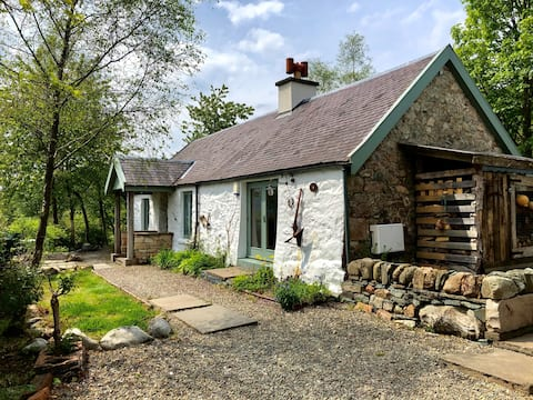 Boutique Cottage for Two in Argyll