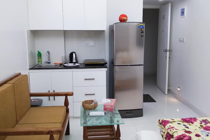 Studio apartment for foreigner  near Airport.