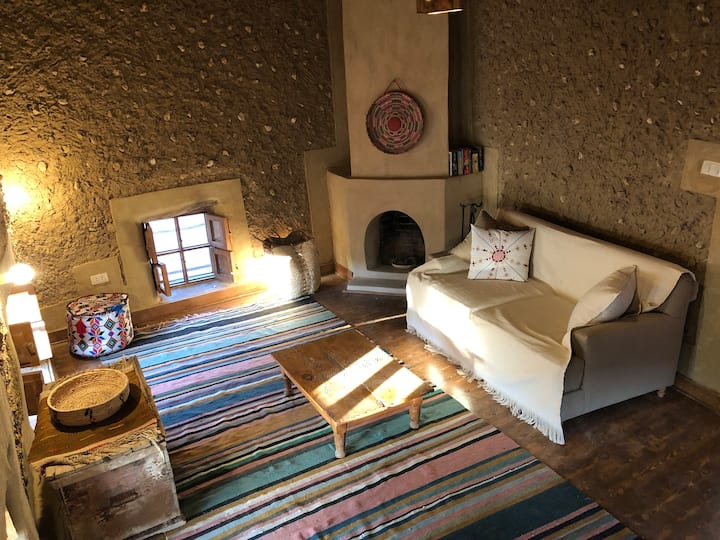Tut Nadey House - a beautiful old home in Shali