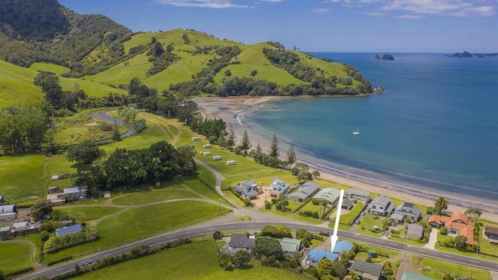 Whitianga - Beach Side Living Simpson's Beach
