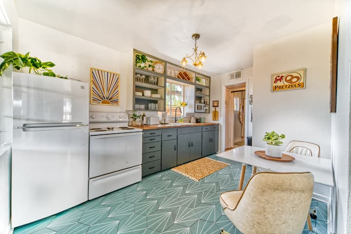 Historic Bungalow w/ Terrace | Downtown Chandler