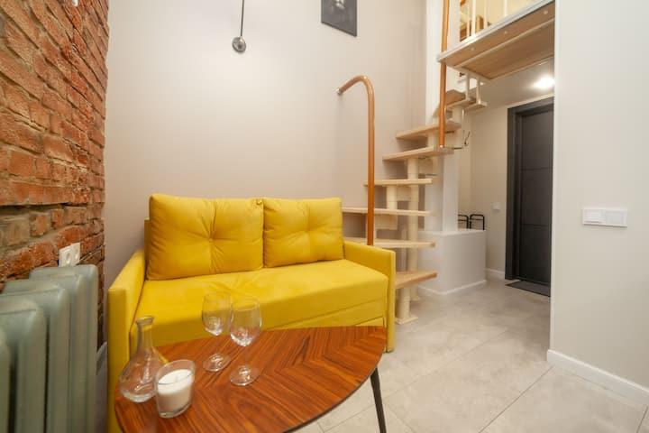 ЖК Kleinhouse- классический лофт-аппартаментов
