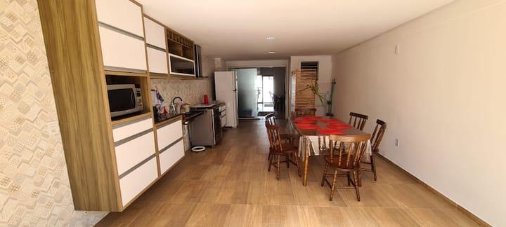 Casa do Sol 1 - 2 suites -  Praia Jacaraipe - ES
