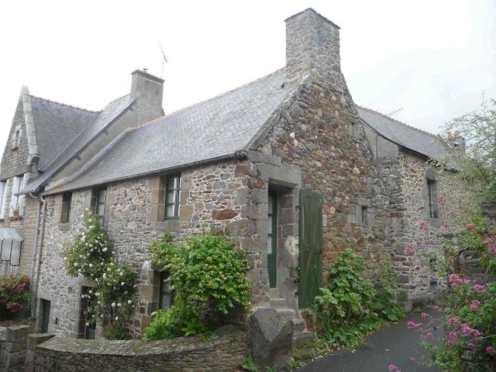 Maison typique Saint Suliac