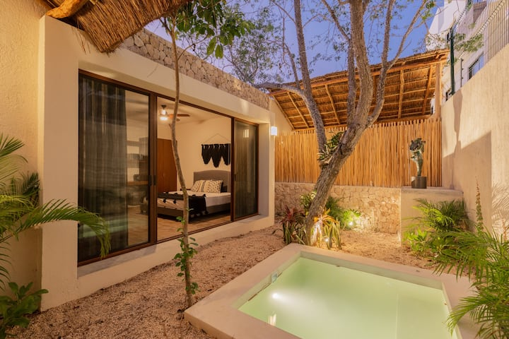 ❤COZY PRIVATE VILLA/ PRIVATEPLUNGE POOL❤ UTSKIN 9