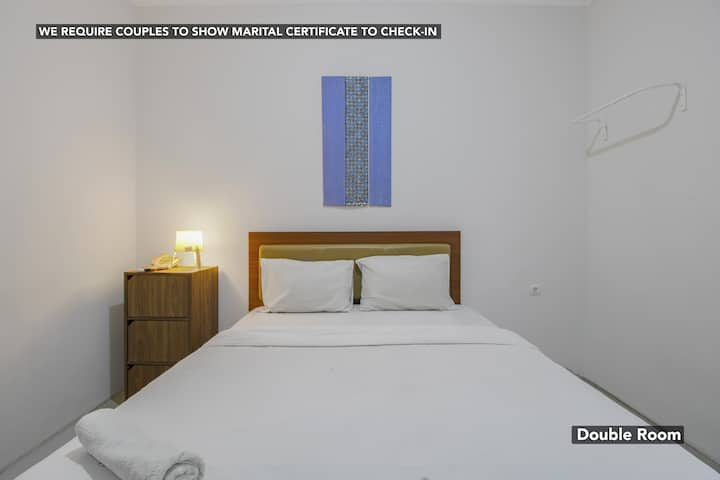 Comfortable Superior at Uptown Residence Syariah