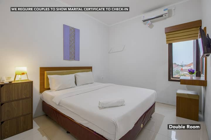 Cozy & Clean Deluxe at Uptown Residence Syariah