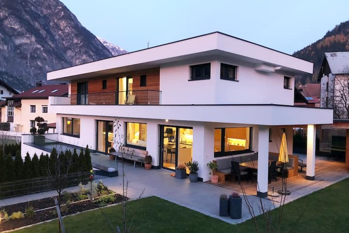 McL Modern country Life in Tirol - Villa Zams