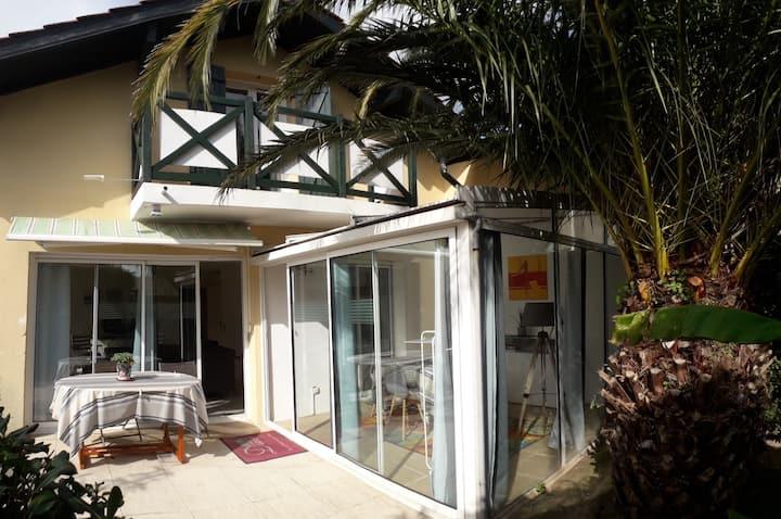 Villa Angeluko Anglet-Biarritz 8 pax